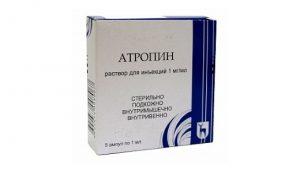 atropin - Pulse 100 beats per minute what to do, reasons, treatment