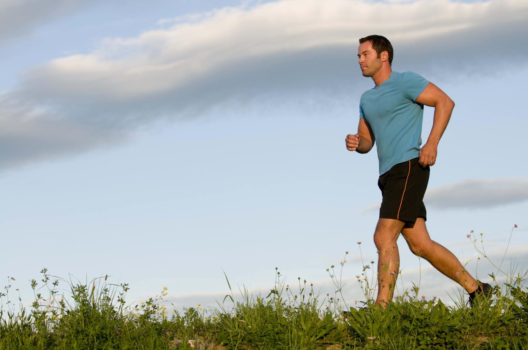 бег как профилактика простатита