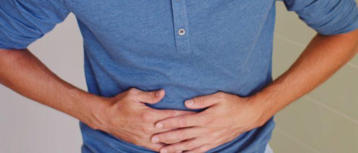 Высокое давление и боль в животе
