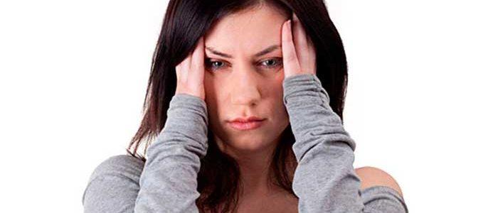Из за скачков давления может быть депрессия