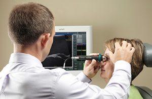 Приступ глаукомы от острого иридоциклита